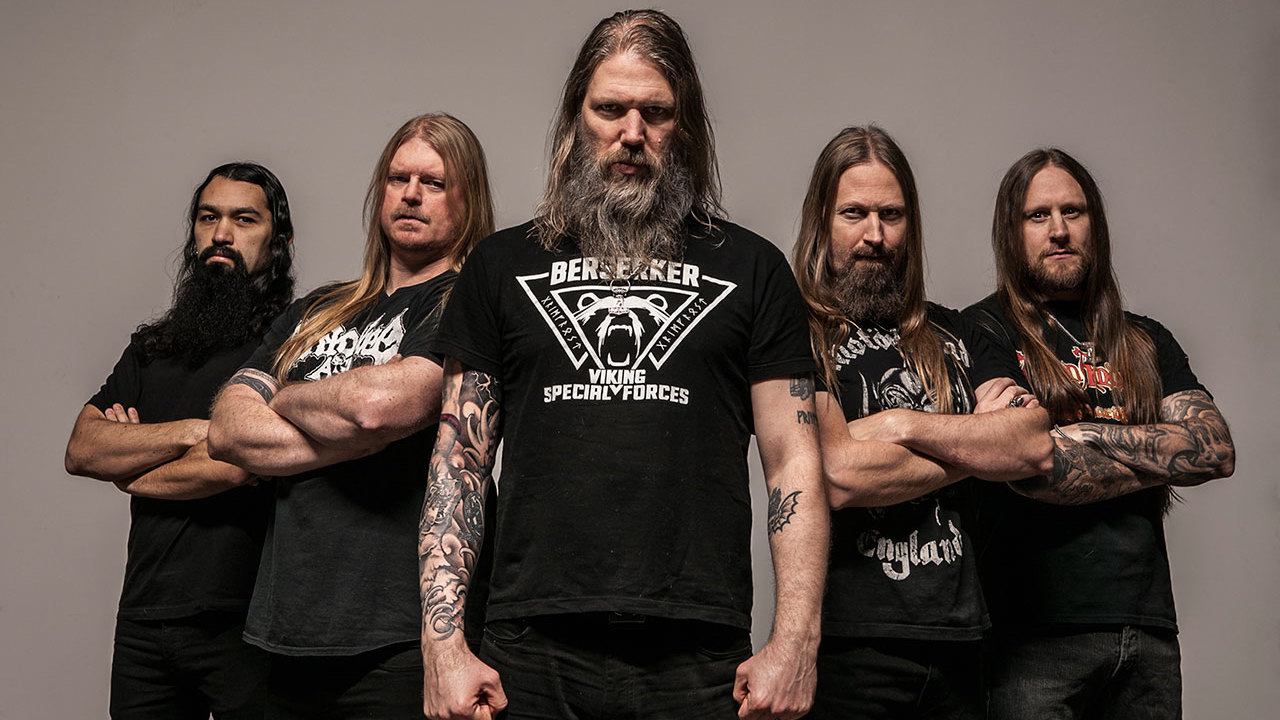 Amon Amarth launch video for foot-stomping new track Crack The Sky