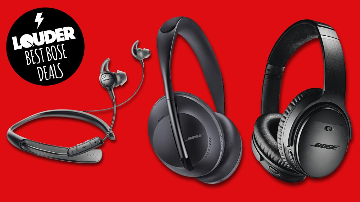 Best Bose deals: the latest prices on Bose's premium true wireless and noise cancelling headphones