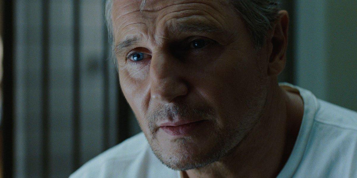 Liam Neeson in The A-Team