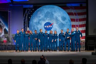 The first astronaut class to graduate under the Artemis project, graduated today (Jan. 10).