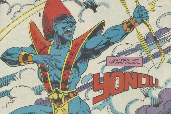 Yondu Marvel Comics