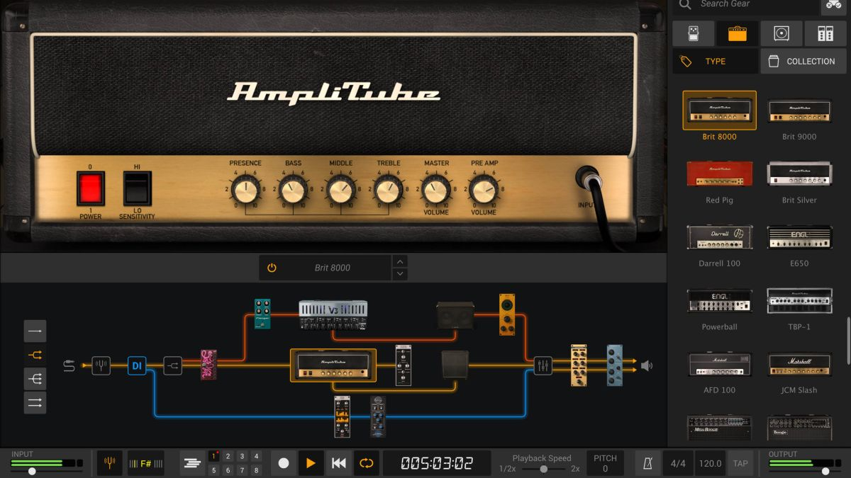 AmpliTube 5 has lift-off, as IK Multimedia unveils the next edition of its flagship guitar amp and effects modelling software