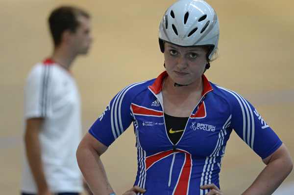 Emily Kay, British Cycling