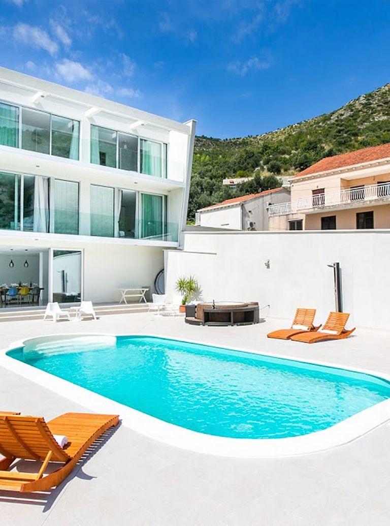 Croatia: Villa Dupcic, Dubrovnik