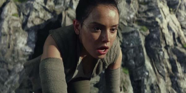 Daisy Ridley Rey The Last Jedi