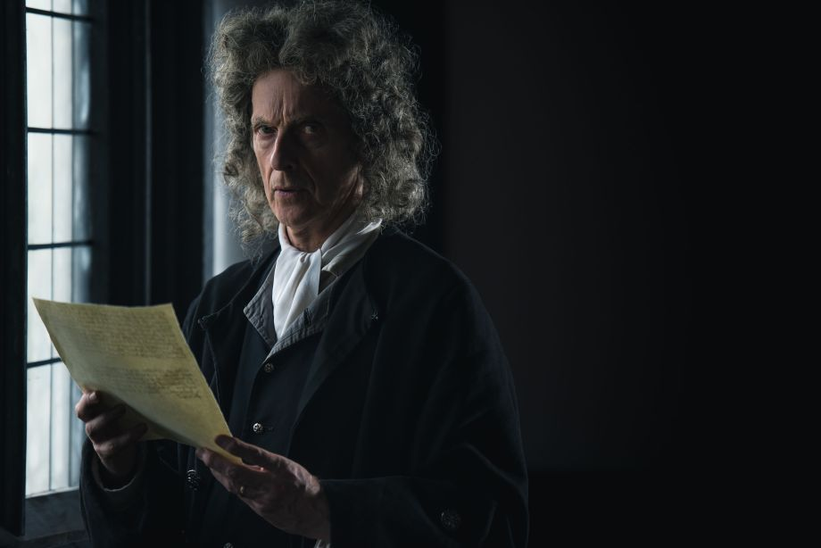 Peter Capaldi to star in classic ghost story Martin's Close on the BBC this Christmas