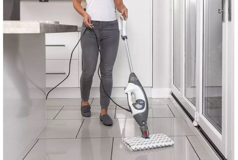 Shark steam mop: Shark Floor & Handheld Steam Cleaner S6005UK