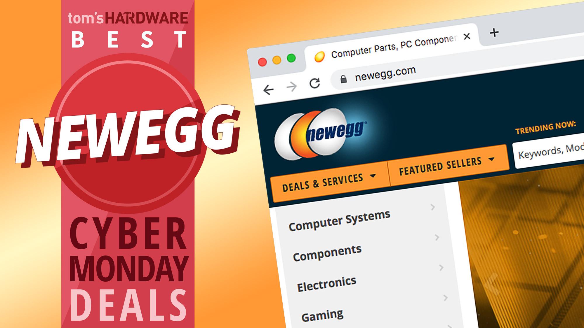 Best Newegg Cyber Monday Deals 2019 Tom S Hardware