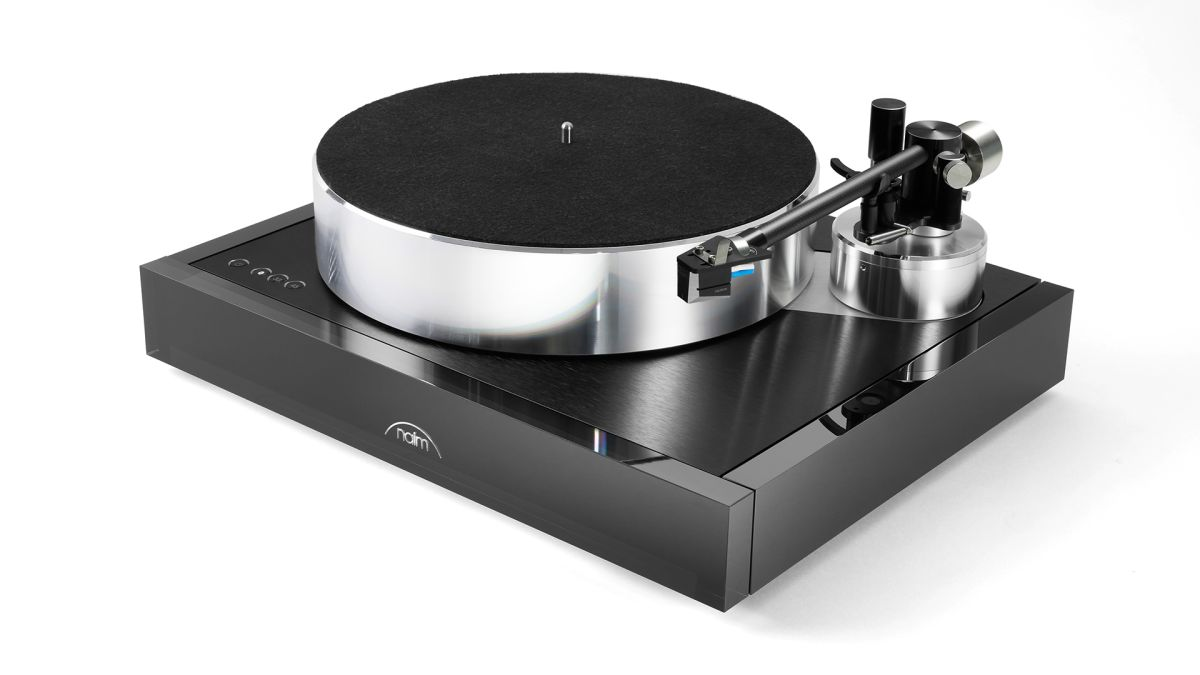 Hands-on: Naim Solstice Special Edition turntable package