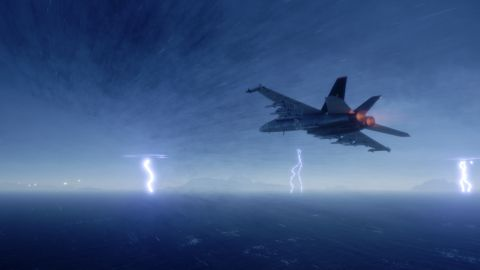 A Project Wingman screenshot.