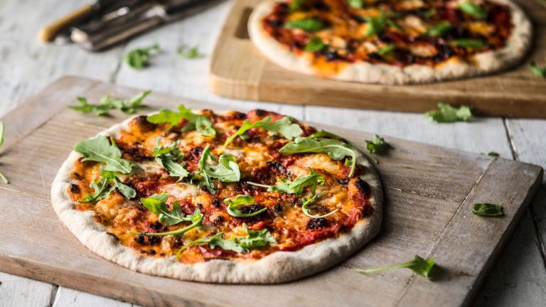 pizza oven recipes: pizza