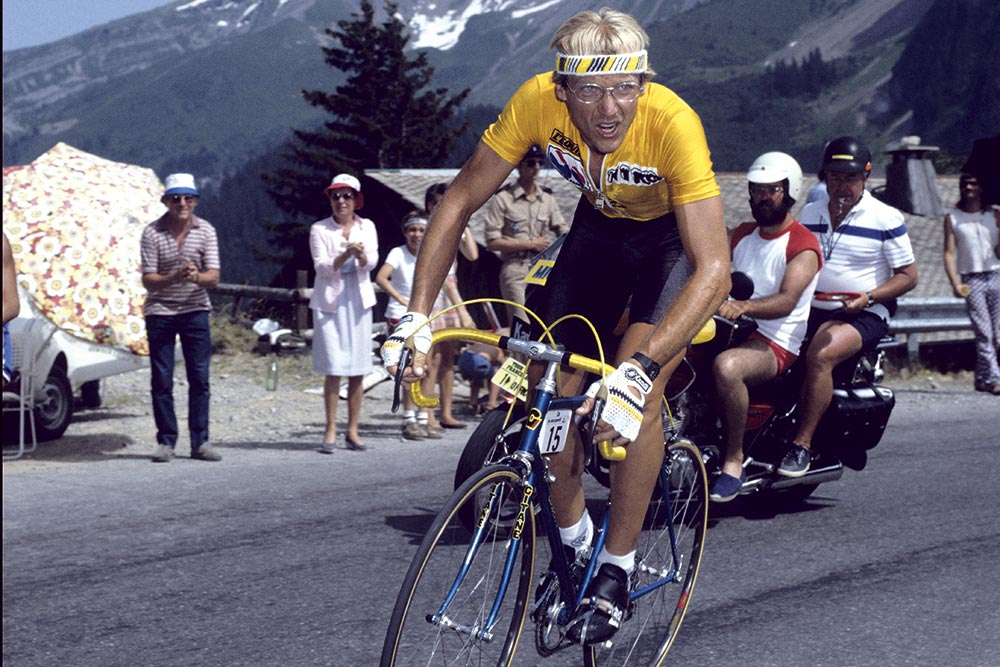 The 25 most stylish cyclists of all time