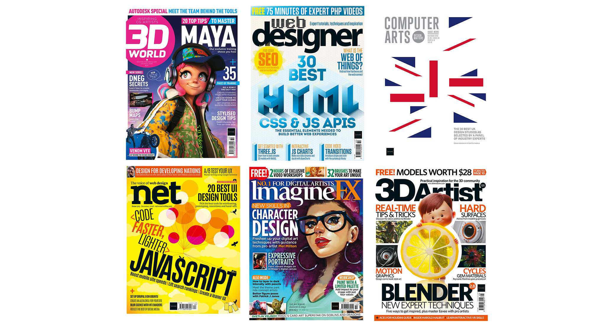 The Best Design Magazine Subscription Deals 2018 Give The