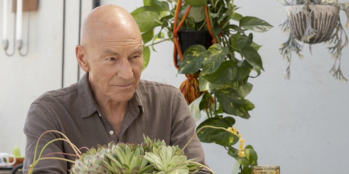 Star Trek: Picard Jean-Luc Picard Patrick Stewart