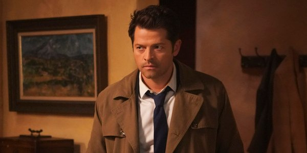 supernatural season 14 castiel misha collins the cw