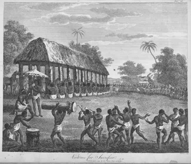Dahomey human sacrifice.