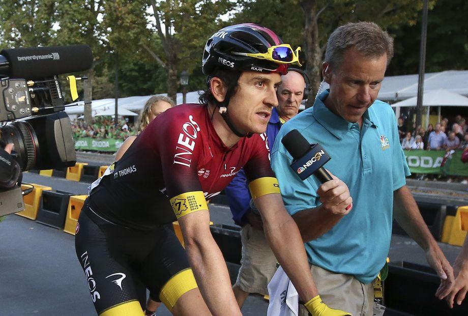 Geraint Thomas hopeful of World Time Trial Championship tilt to round off 2019 season