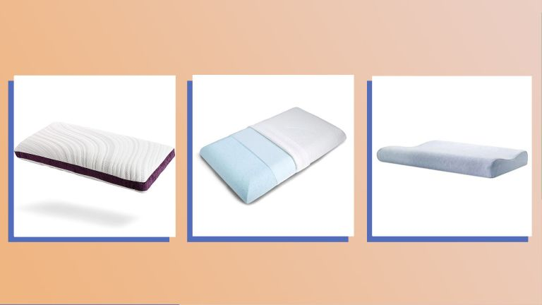 Selection of the best thin pillows