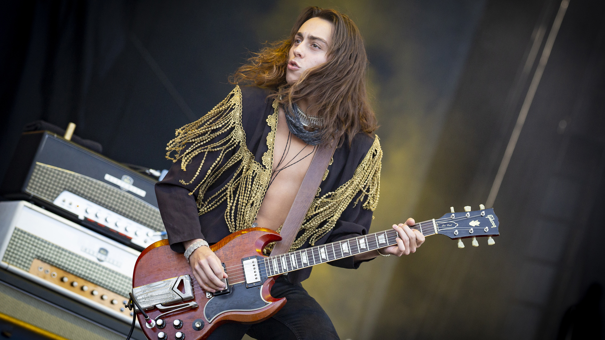 Greta Van Fleets Jake Kiszka I Think The Guitar Still Has A Lot