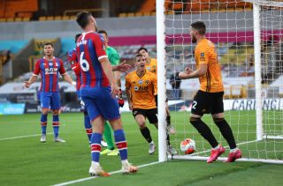 Wolverhampton Wanderers v Crystal Palace – Premier League – Molineux