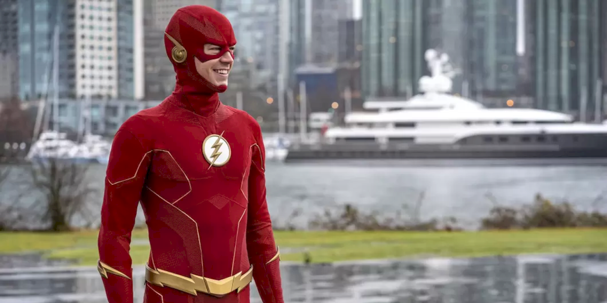 The Flash Grant Gustin Barry Allen The CW