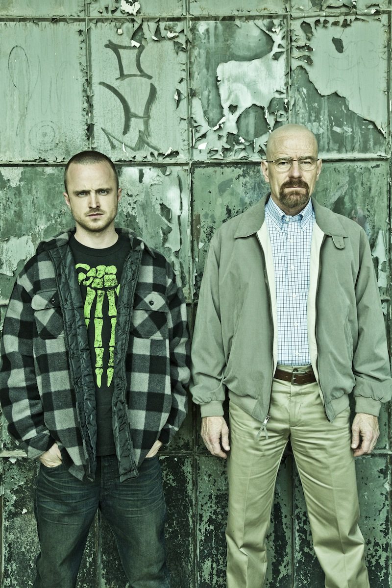 Breaking Bad Season 5 Photos Show The Cast And Walter White's Partner Relationships #22561