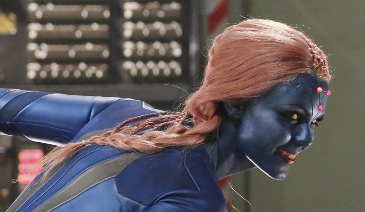 supergirl indigo