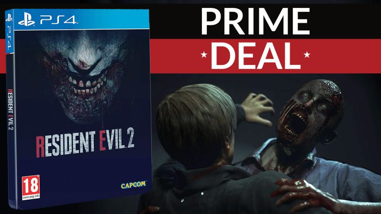 Resident Evil 2 Deal Discount Amazon Prime Day