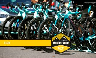 How much does a Tour de France bike cost?