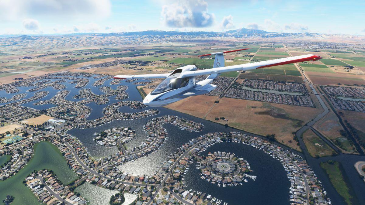 YXnFE2BRwDryhPYWDGCvXa 1200 80 Microsoft Flight Simulator modders are replacing Bing with Google Maps data Microsoft Flight Simulator