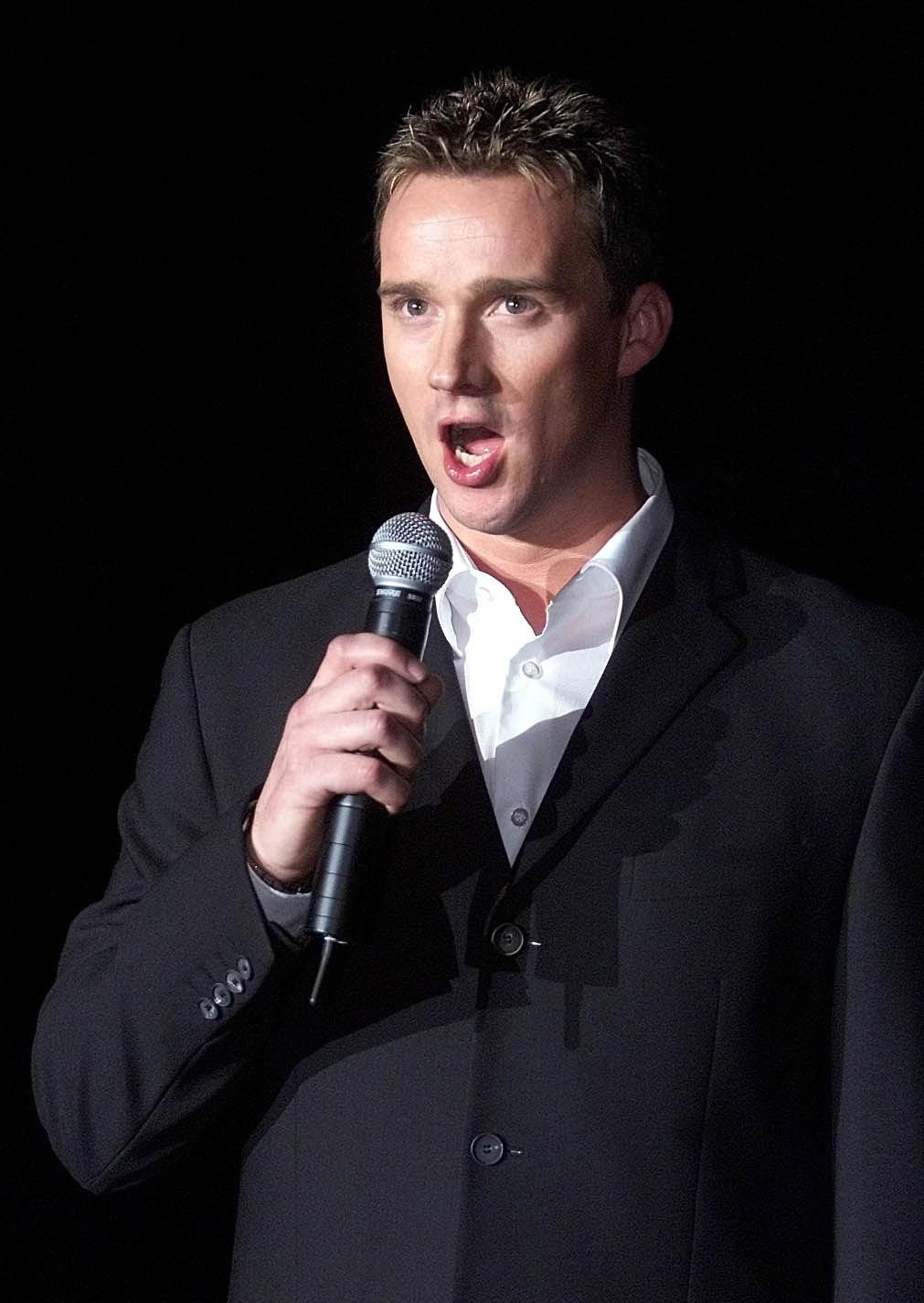 Russell Watson is out of intensive care