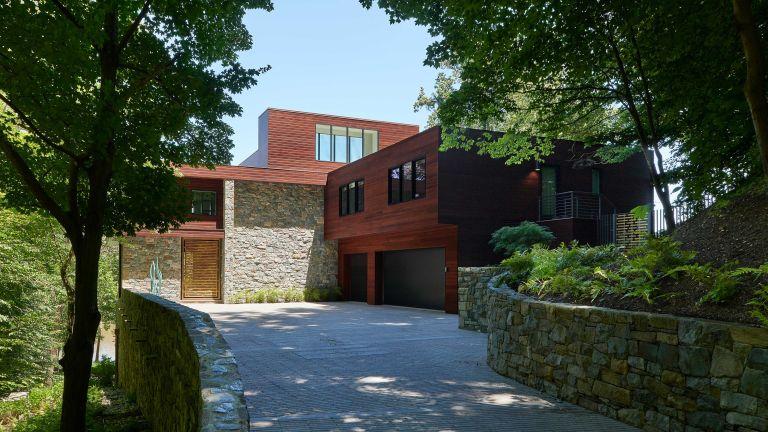 driveway ideas: Joseph Richardson Landscape Architecture