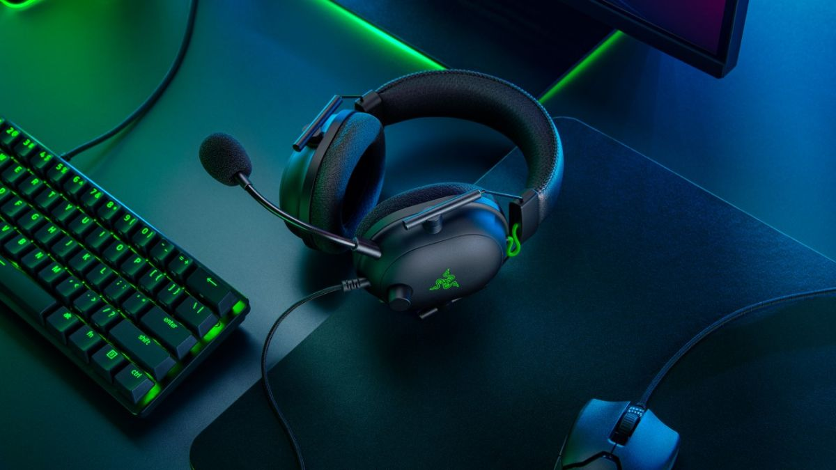 "Razer BlackShark V2 review: ""An old name gets a new lease of life - with emphatic results"""