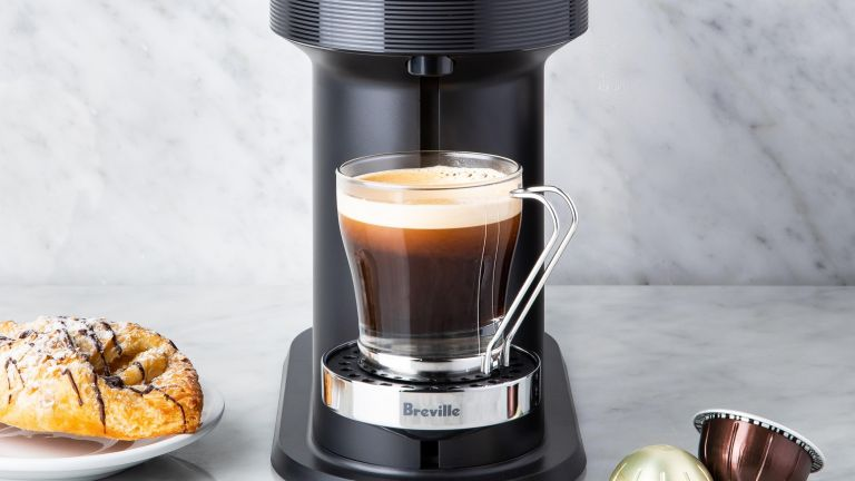 Best pod coffee machine: Nespresso Vertuo Next