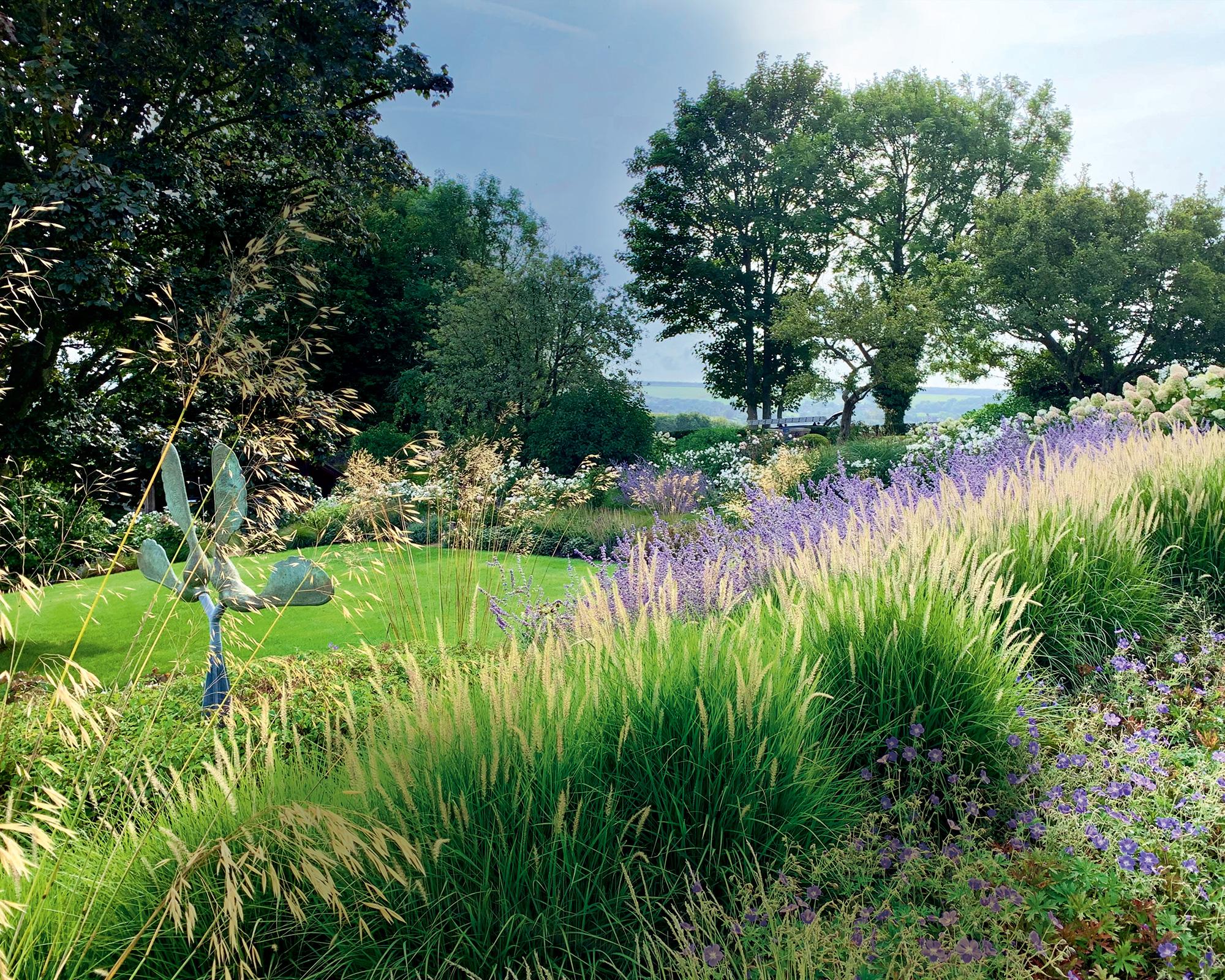 12 Garden Trends – The latest garden design ideas   Country