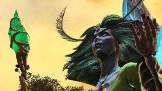 Ariel, the Queen of Athel Loren.