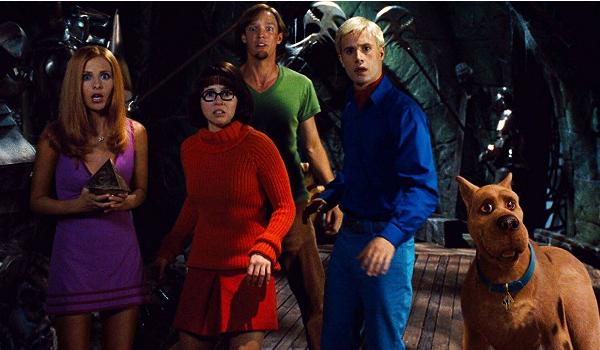 Scooby Doo Sarah Michelle Gellar Linda Cardellini Matthew Lillard Freddie Prinze Jr. The Scooby gang