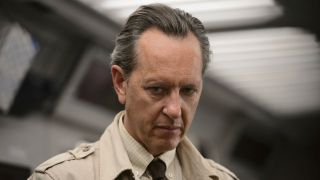 Richard E. Grant as Dr. Zander Rice in Logan