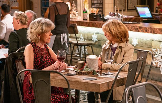 Coronation Street spoilers: Gail Platt persuades Audrey to ditch Lewis