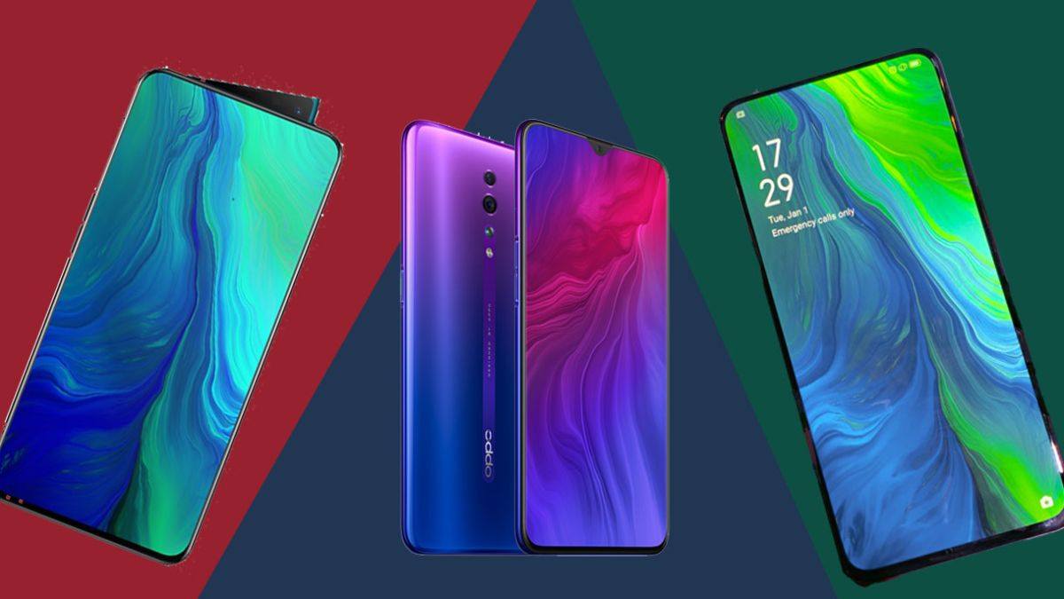 Oppo Reno vs Oppo Reno 10x Zoom vs Oppo Reno Z: what's the difference?