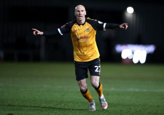 Newport County v Brighton and Hove Albion – Emirates FA Cup – Third Round – Rodney Parade