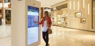 Retailers Look To Digital Signage to Harness Consumer Data