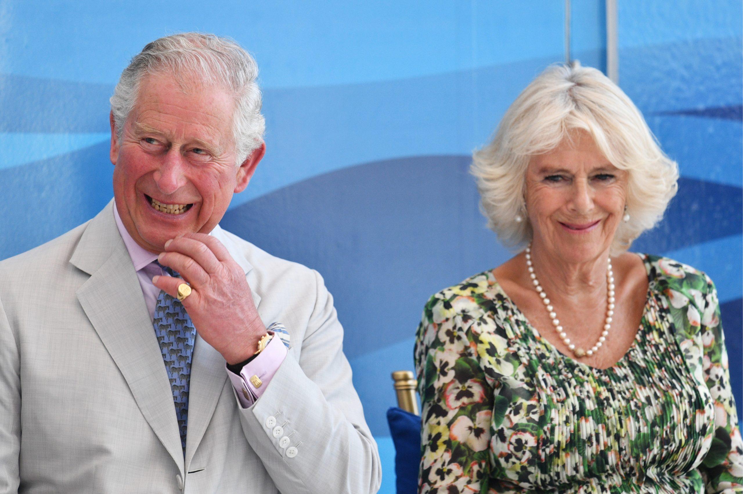 Prince Charles, Duchess of Cornwall
