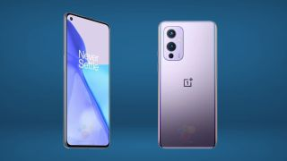 OnePlus 9 leaked design