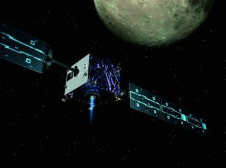 Grave of Europe's 1st Moon Orbiter Finally Found