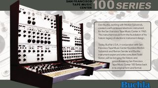 Buchla 100 Series