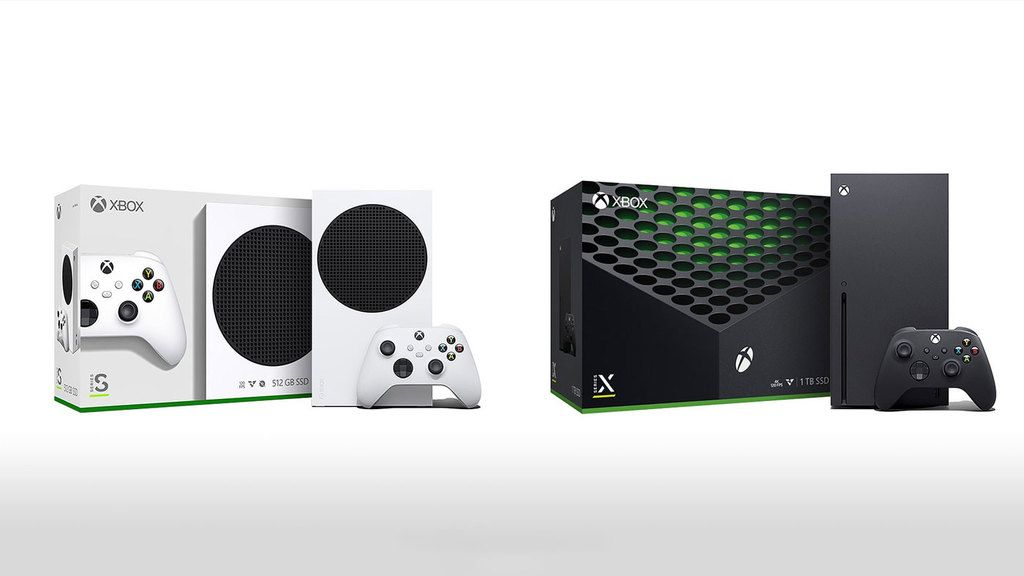 Xbox Series S retail box isn't shy about the console's giant vent – GamesRadar