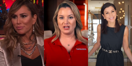 Below Deck's Hannah Ferrier Shares Extremely Blunt Thoughts On Kelly Dodd And Heather Dubrow's Covid Feud