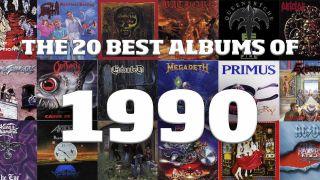 Best metal albums of 1990