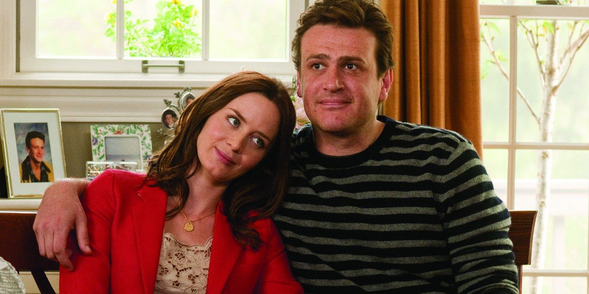 Emily Blunt, Jason Segel - The Five-Year Engagement